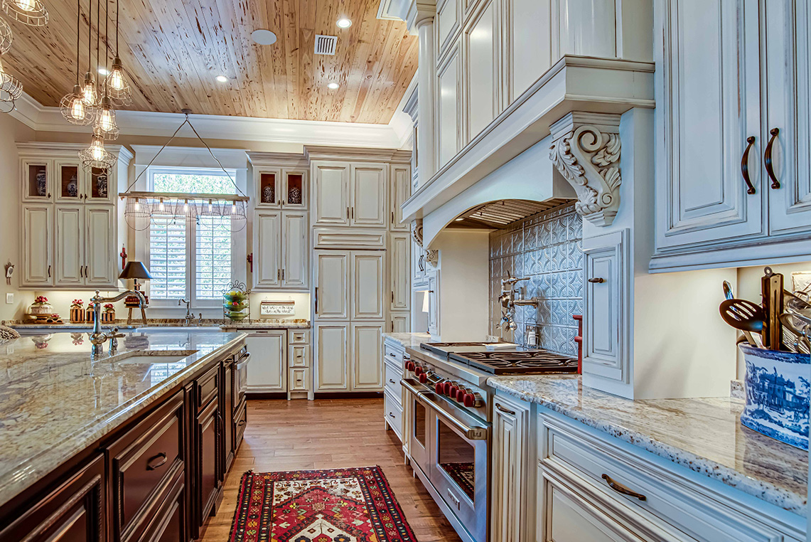 Kitchen of the Issue by Brock's Cabinets South
