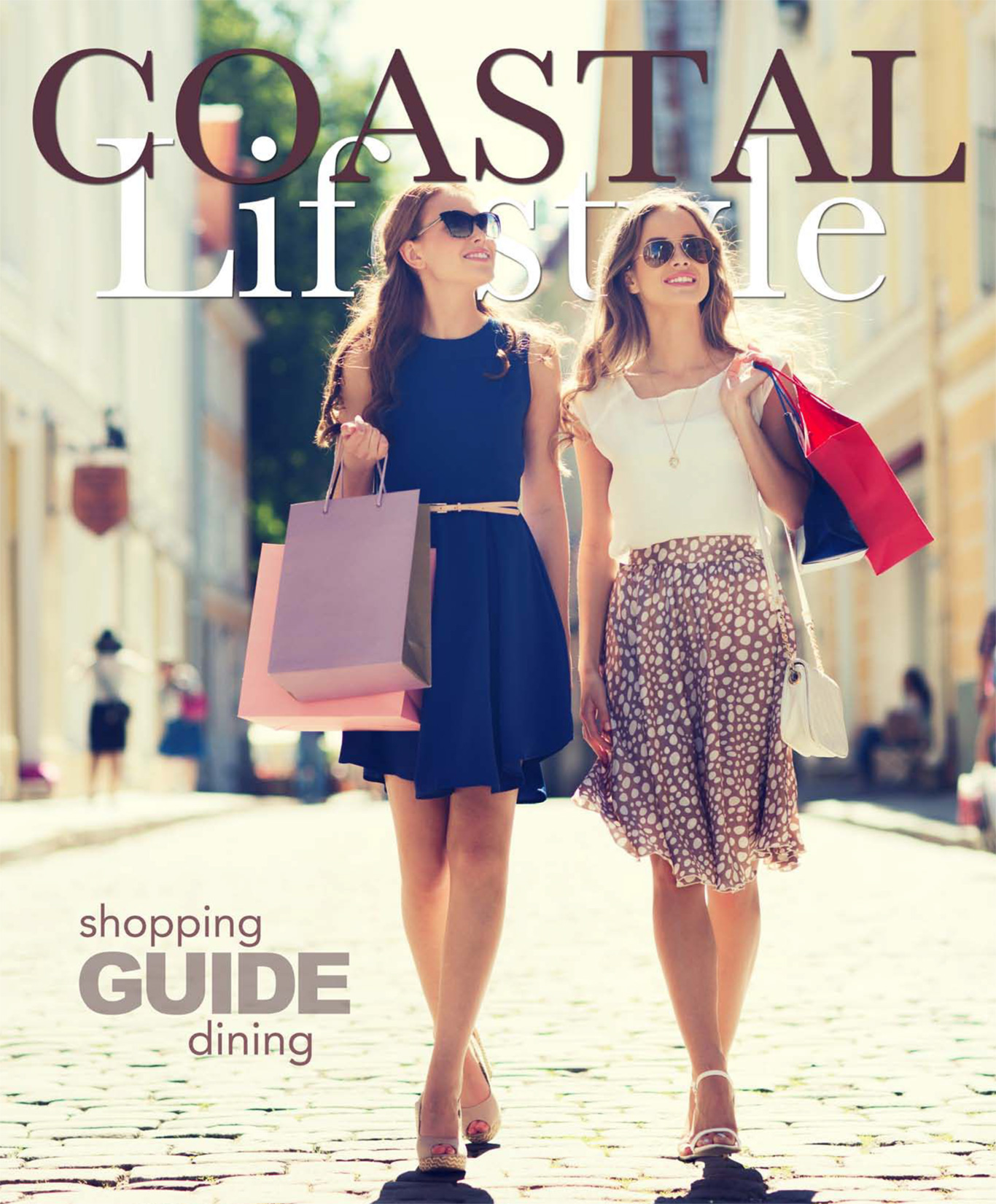 Coastal Lifestyle Shopper's Guide Cover