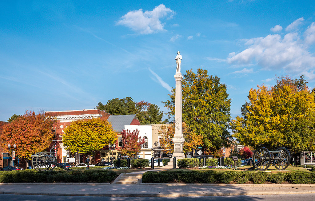 Historic Franklin, Tennessee