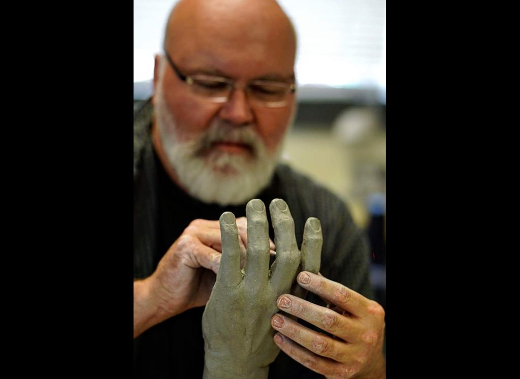 Artist James Amerson