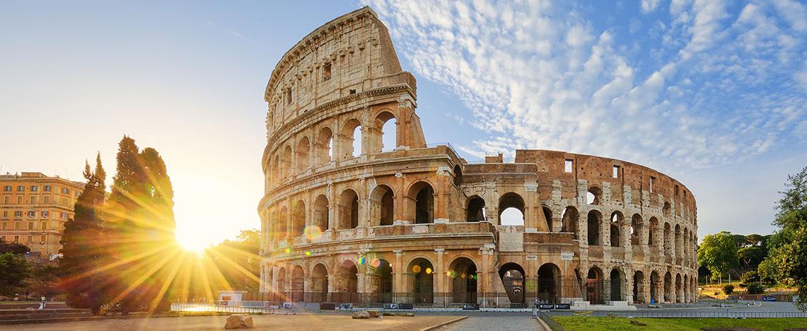 Travel | Europe - Colosseum