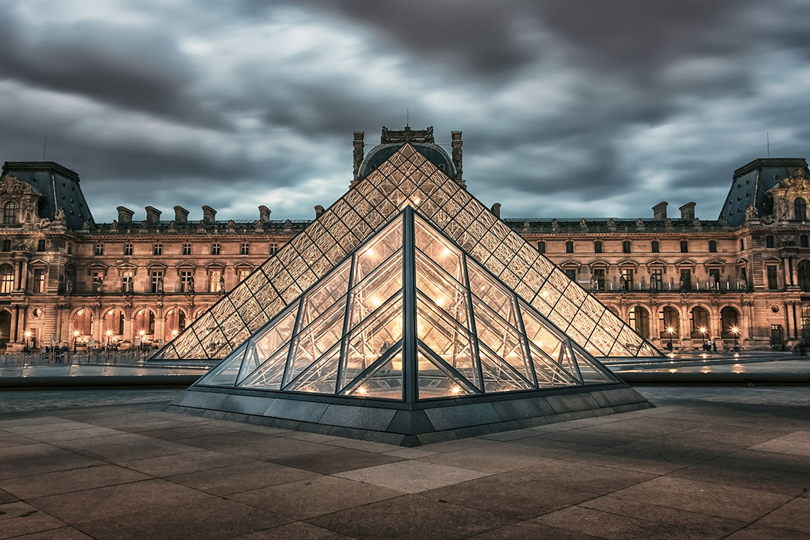 Travel | Europe - Louvre Museum