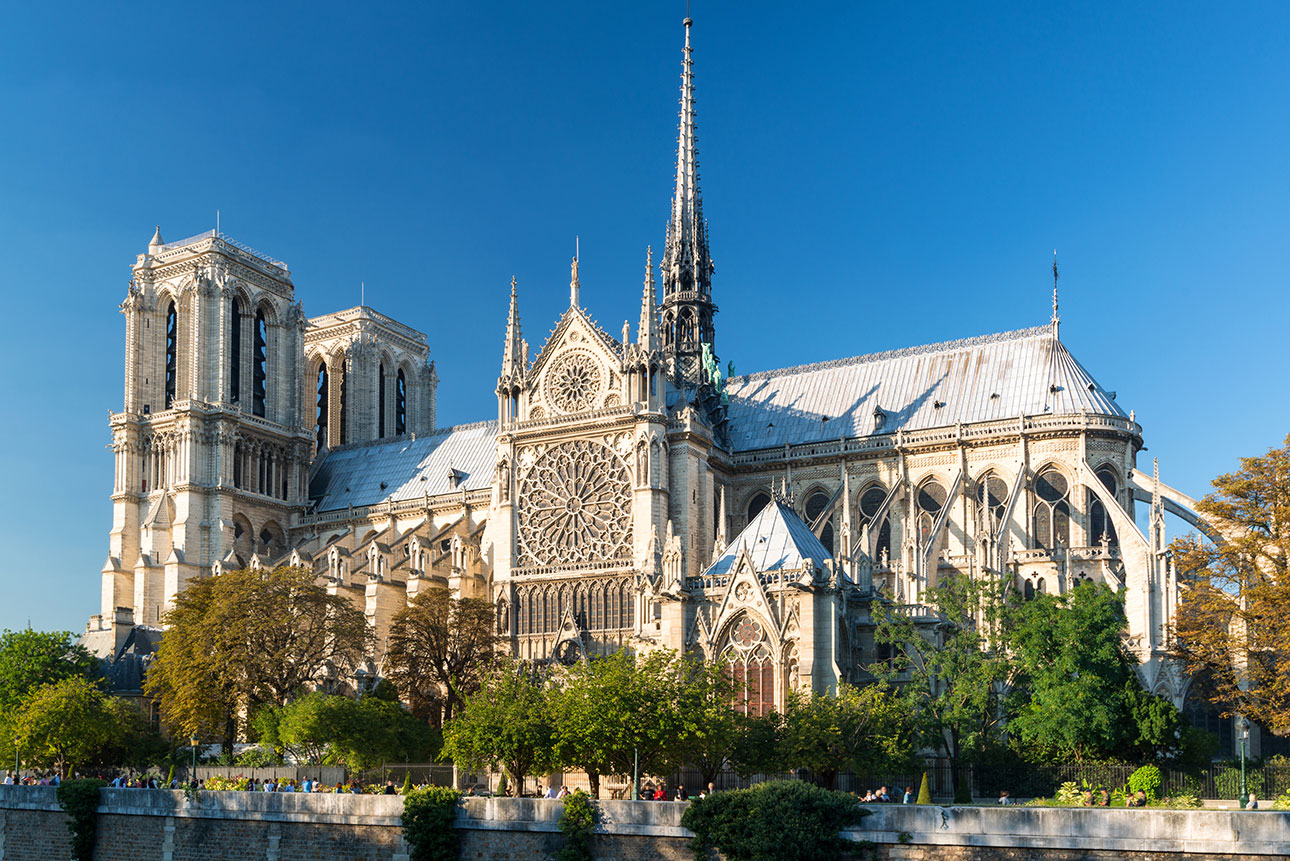 Travel | Europe - Notre Dame Cathedral