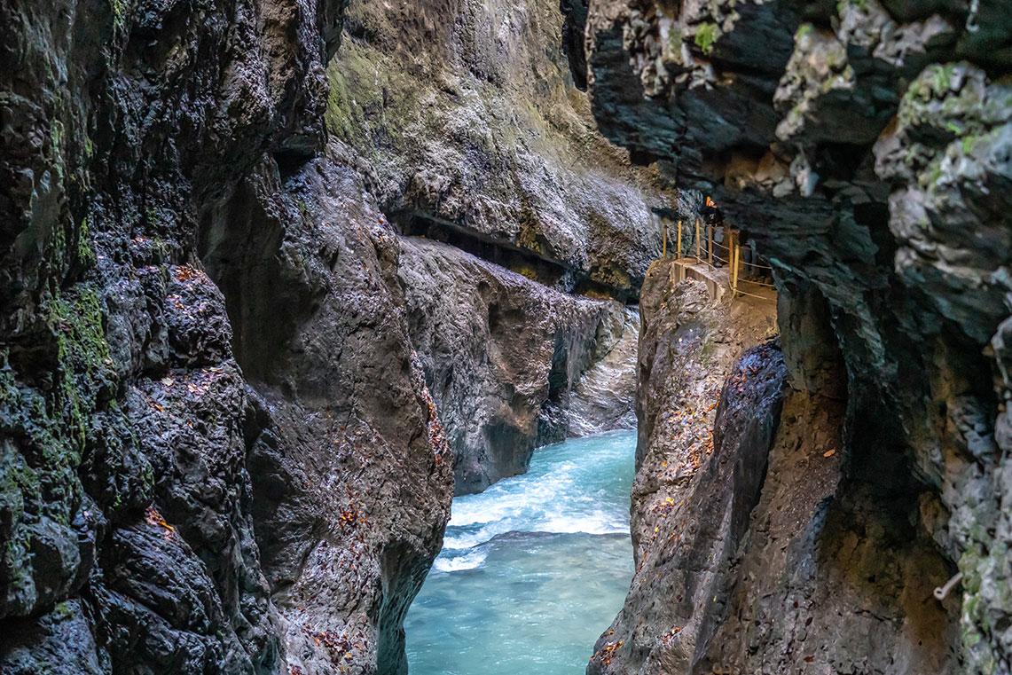 Travel | Europe - Partnach Gorge