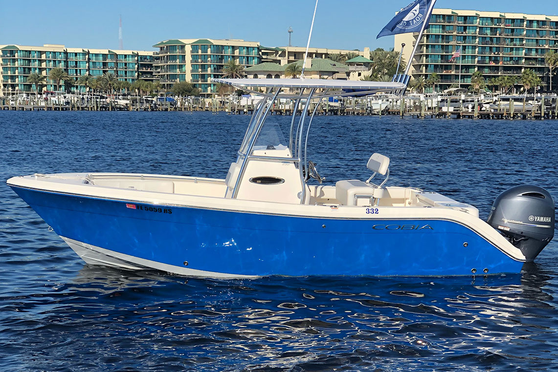 Freedom Boat Club - Seas the Day