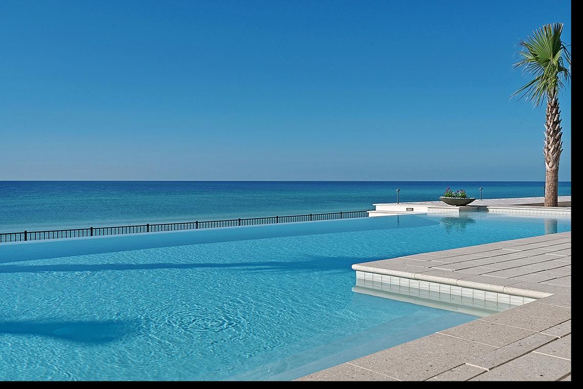 Vanishing Edge Pool by Cox Pools
