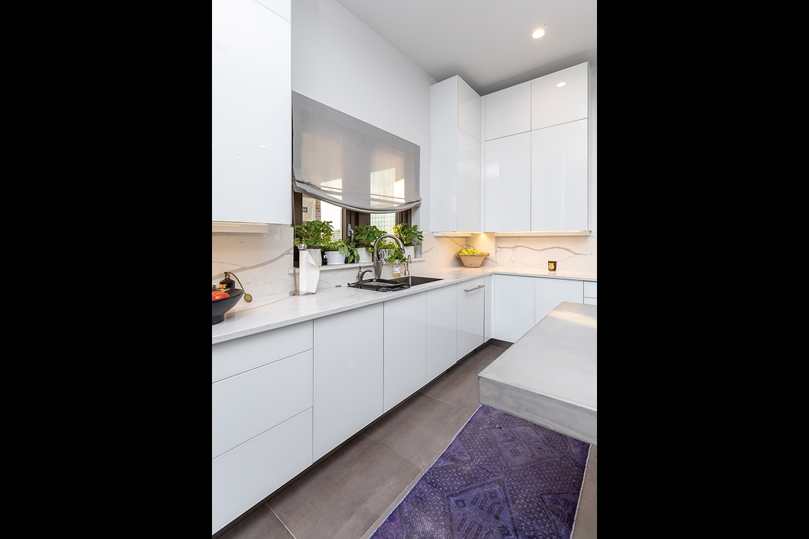 Kitchen of the Issue by Eastburn Woodworks
