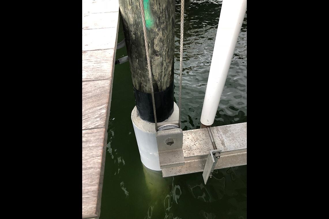 The Extra Knot, Marine Construction
