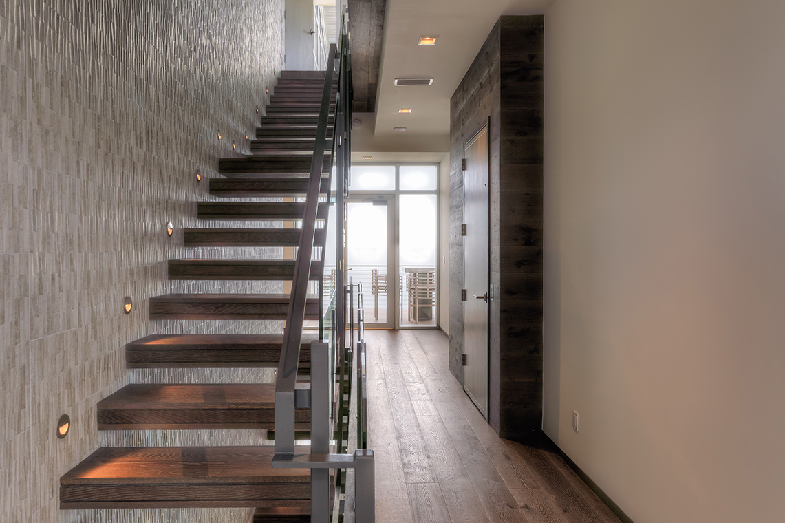 Modern Industrial. Designed by Archiscapes Architects, Interior Design by Barbara J. Gordon Designs