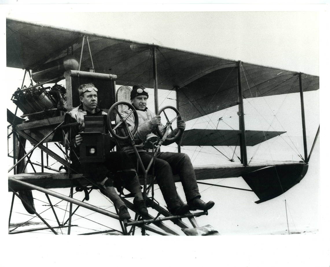 Early Aviation in Pensacola