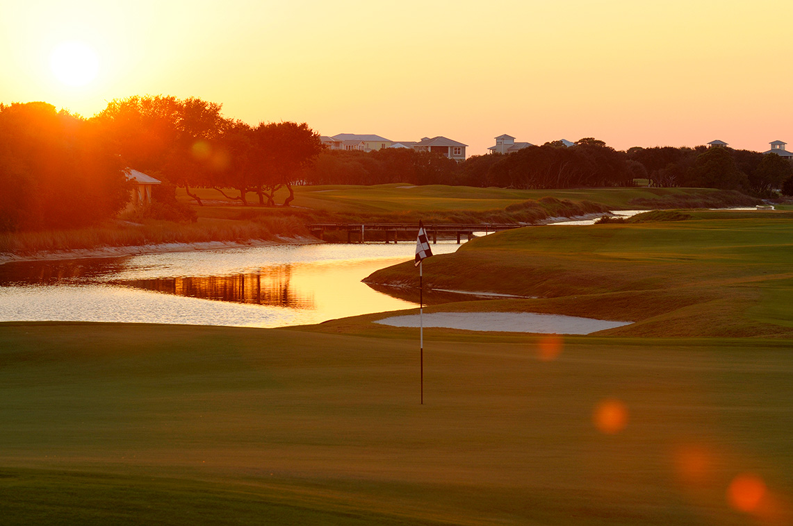 Fort Morgan, Kiva Dunes Golf Resort