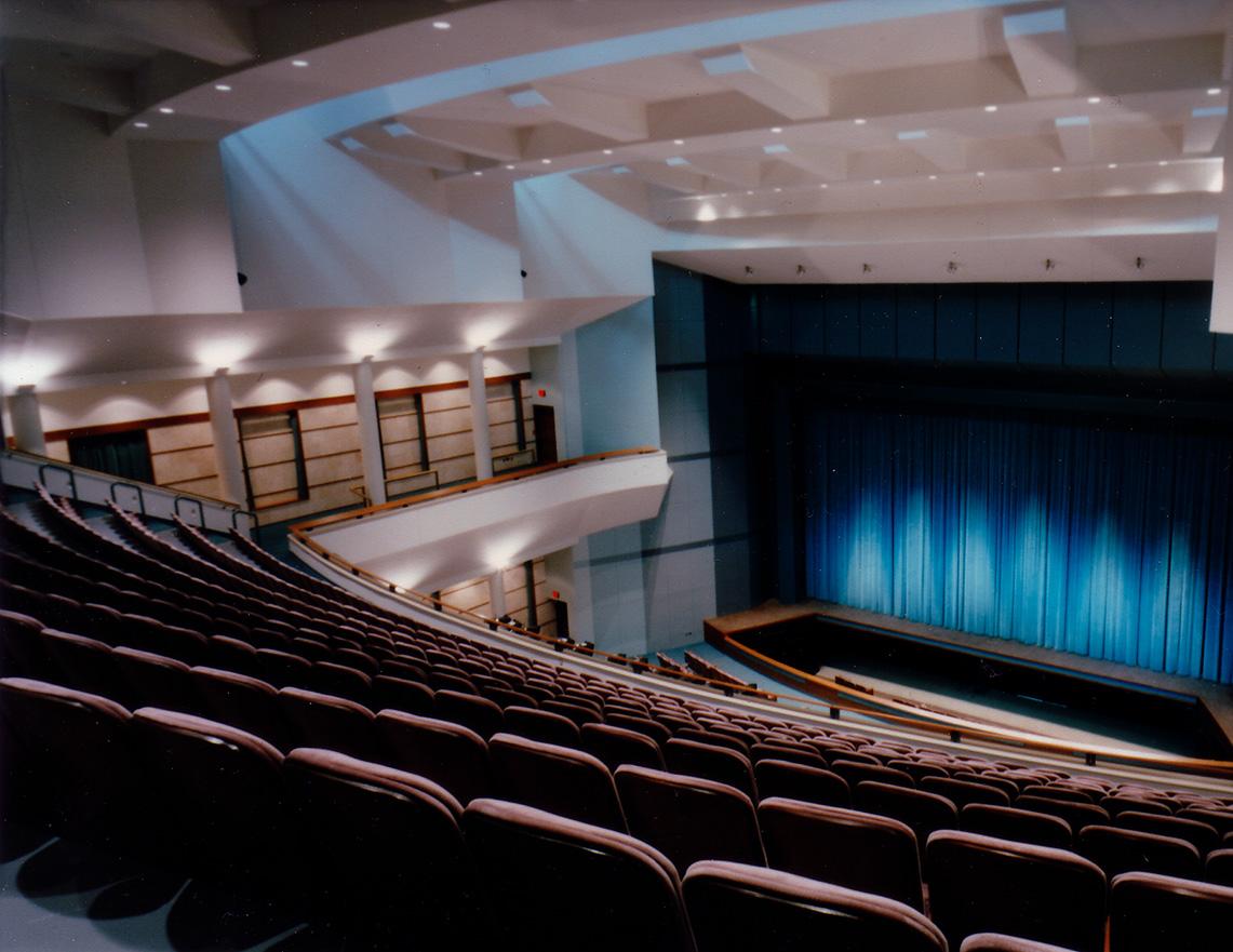 Mattie Kelly Performing Arts Center
