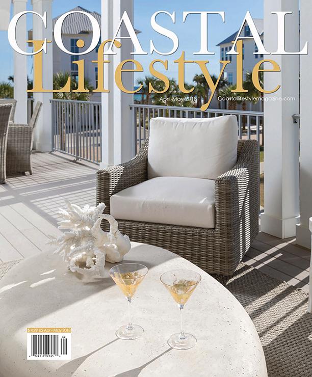 Coastal Lifestyle Magazine Cover