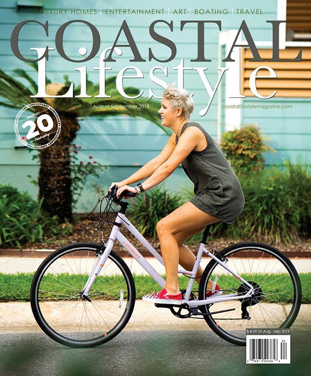Coastal Lifestyle Magazine Cover - August/September 2019