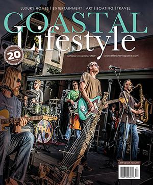 Coastal Lifestyle Magazine Cover - October/November 2019
