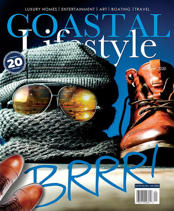 Coastal Lifestyle Magazine December-January Cover